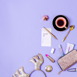 Colourful product photography by Marianne Taylor for Monthly Gift.
