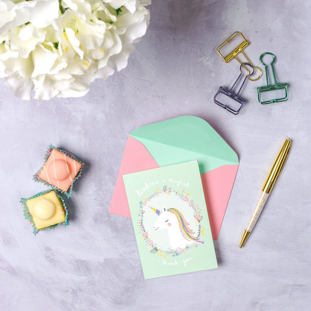 Product photography & content creation for Papyrus stationery. Product photography & styling by Marianne Taylor.