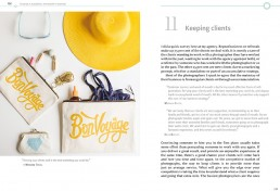 Running a Successful Photography Business by Lisa Pitchard.