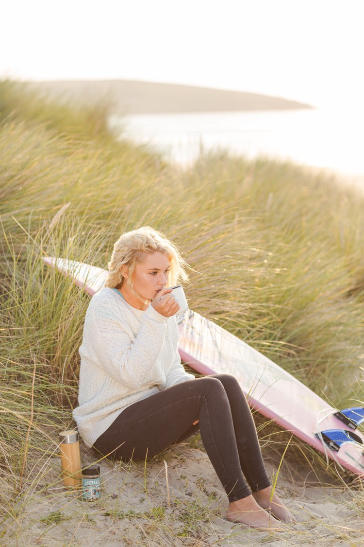 Cornwall surfer lifestyle portrait photography. Click through to see more!