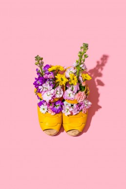Colourful content creation for Lotta of Stockholm. Product photography & styling by Marianne Taylor.