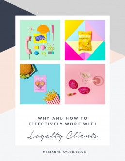 Why and how to effectively work with loyalty clients.