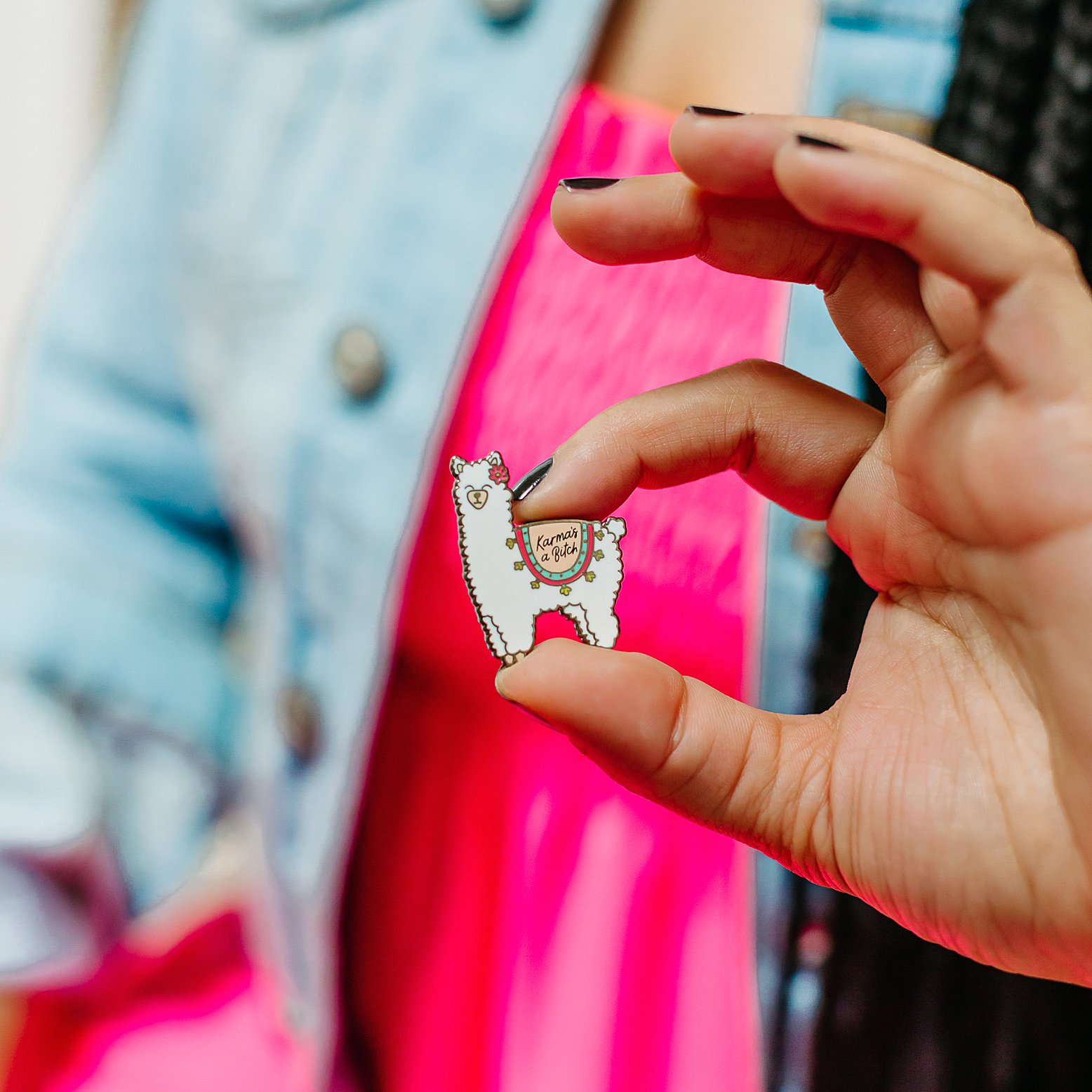 Product and lifestyle photography & content creation for Punky Pins. Product photography & styling by Marianne Taylor.
