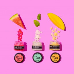 Colourful content creation for Barry M cosmetics. Product & lifestyle photography by Marianne Taylor.