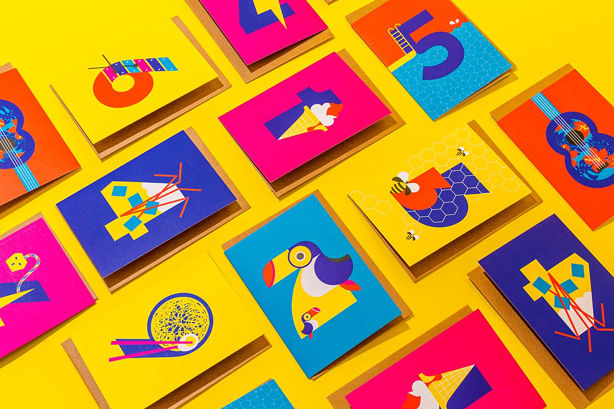Colourful content creation for Alphablots. Styled stills product photography by Marianne Taylor.
