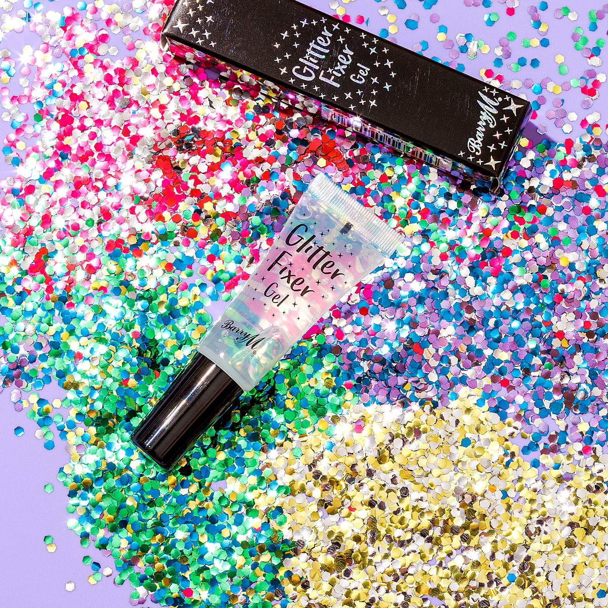 Colourful content creation for Barry M cosmetics. Styled stills product photography by Marianne Taylor.