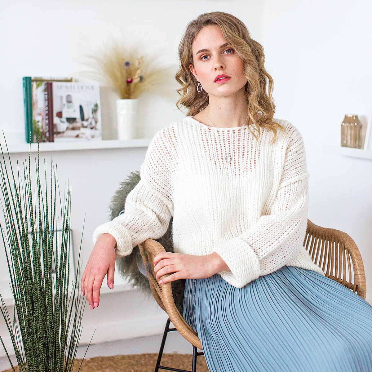 Lifestyle and fashion photography shoot for Jo&Co. Styled lifestyle editorial photography by Marianne Taylor.